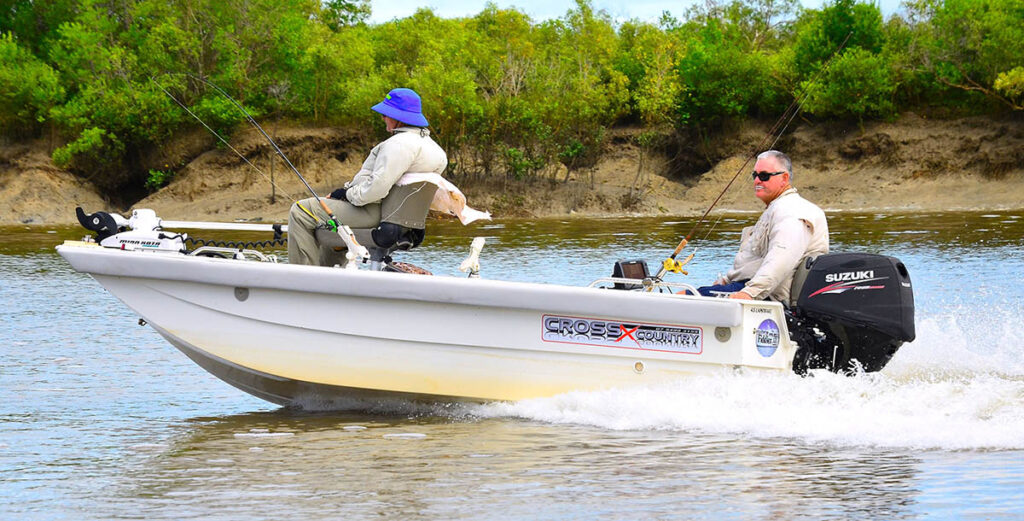 The 4.5m Lapstrake, the Ultimate fishing boat