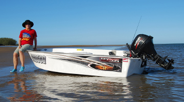 car topper boats by Enlightened Boating