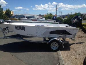 Car topper boats - ezytopper