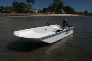 The perfect small fishing boat
