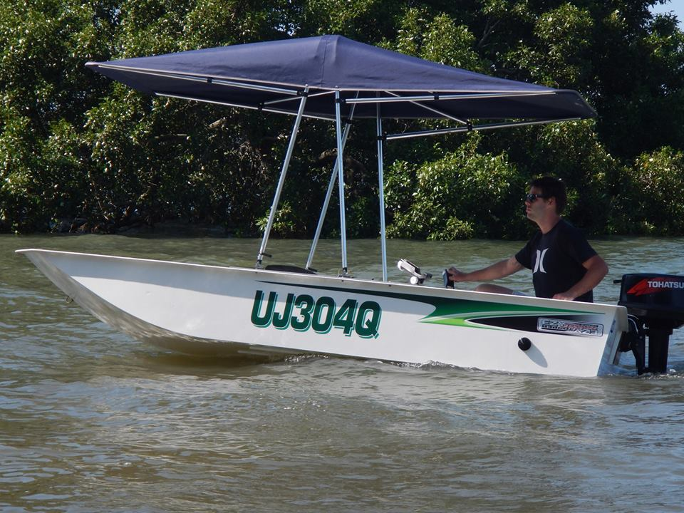 Kingfisher Fishable Bimini Canopy & Kingfisher Fishable Bimini Canopy price - Enlightened Boating