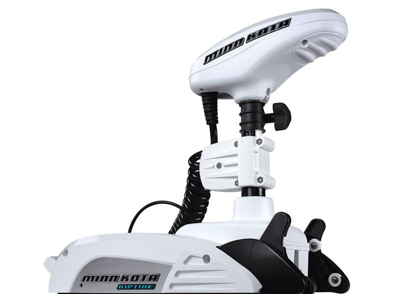 Minn kota saltwater bow mount electric motor i pilot for Bow mount electric boat motors