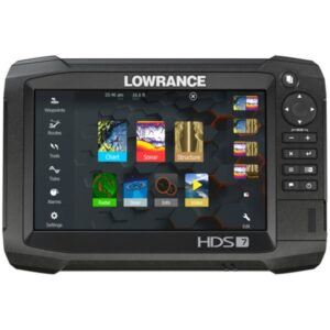 Lowrance HDS-7 Carbon with Total Scan - buy online Brisbane